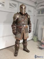 Skyrim Dawnguard - Last Test Fitting by DoubleZeroFX