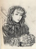 Mana.small.pencil by Bitterkawaii