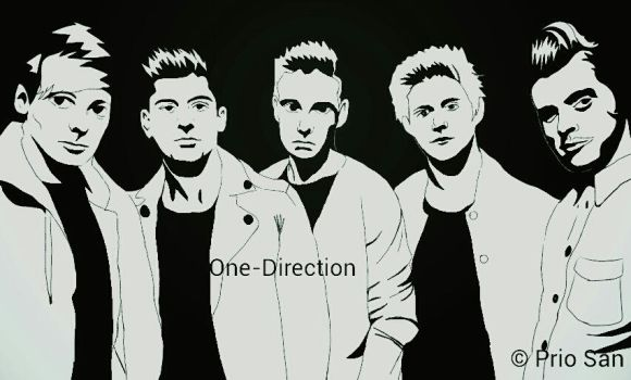 one direction by 123prio