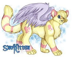 Teripets trade: Snokitten by khunumi