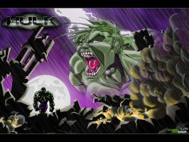 Hulk Wallpapers by SEspider