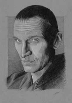 The Ninth Doctor by GabeFarber