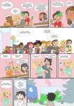 Total Drama Kids Comic pag 35 by Kikaigaku