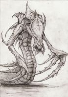 Hydralisk - Pencils by kimded