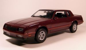 Welly 1987 Chevrolet Monte Carlo by Firehawk73-2012