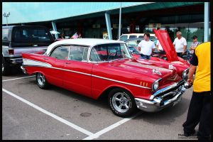 1957 Chevrolet Belair by compaan-art
