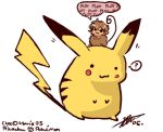 poor poor pikachu by cheenot