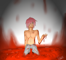 Drowning Sanity .:Sweet Blood:. by Piggy-The-PumpedPig