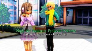 [MMD] Nagi no Asakura Episode 9 Scene + MotionDL by BenjaminRomero