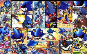 Best of Metal Sonic by Way-to-Haven