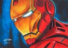 IRON MAN 2 PSC by AHochrein2010