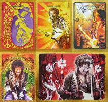 Jimmy Hendrix -Collection by DavidDeb