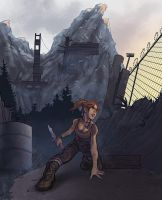 tomb raider reborn contest by KuroSy