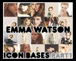 Emma Watson IconBasesO2 Part1 by Electroshoqq