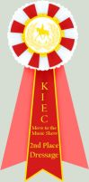 Move to the Music Show: 2nd Place Dressage by S1oane