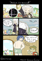 Smash Comic: Robin's Final Smash. by GlassesGator
