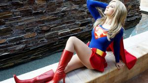 Super Girl by Jackpison