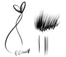 Brushes 2 FREE| SAI by XxSyl