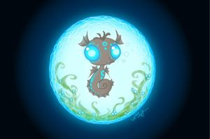 Lil Seahorse by MissDuckii