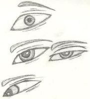 Eye Practice by ZeldaWolf7