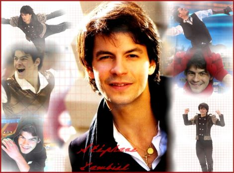 Stephane Lambiel by Daredevil-2010