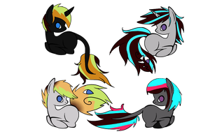 :Breeding: Vibrant Soul and Scratch (closed) by AzrealRou