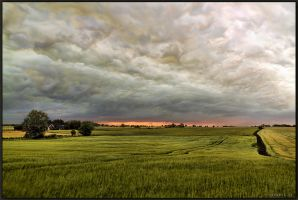 Multiple exposure clouds.. by Exparte-se