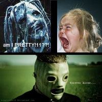 Slipknot Meme thing by komKovski