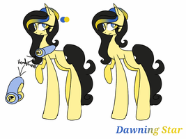 .:NDT:.Dawning Star by ShukiTheMagicaPotato