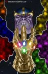 Infinity Gauntlet by MMAsamune