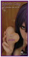 Spirit Day - spread your love by Safiriel