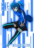 Ene by amateurartworker