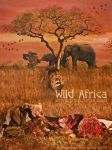 Wild Africa by ADamselinDesign