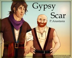 Gypsy Scar Introduction + Audio Download by Graphix-Goddess