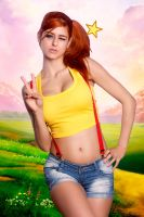 MISTY!!! by JubyHeadshot