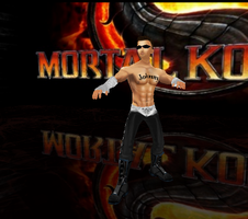 Johnny Cage by timonlover123