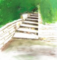 stairs by Hermione75