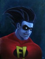 Freakazoid! by TOMAHAWK-DRAGON