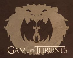 Game of Thrones - symmetries by nary-san