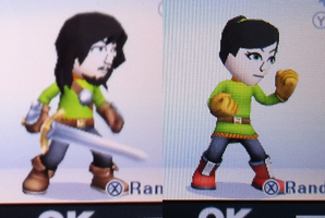 Mii Fighters by TheRockinStallion
