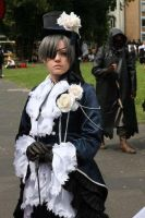 Ciel Phantomhive Cosplay by Maryru