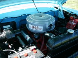 Ford Oil Bath Air Cleaner by RoadTripDog