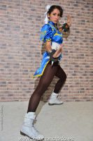 Chun Li Cosplay. Street Fighter. by Morganita86
