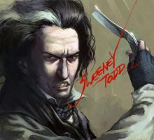sweeney todd by cuson