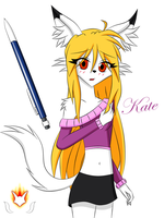 Kate by ultron98