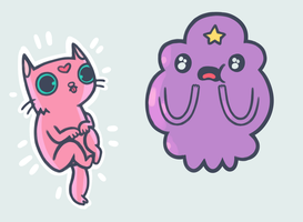OH MY GLOB by volatileT1MES