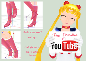 MMD:  Sailor Stiff Ankles by CandyRobot