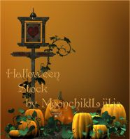 Halloween free stock by moonchild-ljilja