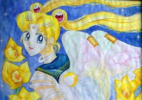 Sailor Moon by Tangerinna