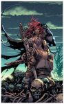 Red Sonja by Raapack by Ross-A-Campbell